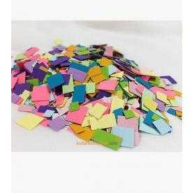 Renkli Konfeti Kağıdı