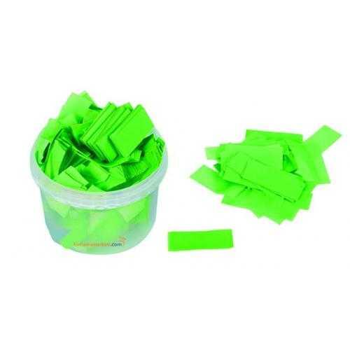 Yeşil Konfeti Kağıdı