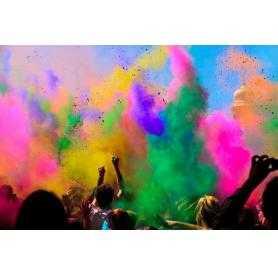 Renkli Parti Boyası